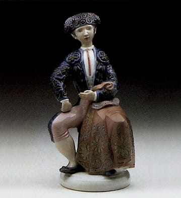 Seated Torero