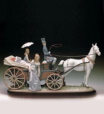 Traveling by Carriage