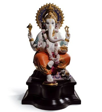 LORD GANESHA (High Porcelain) Lladró