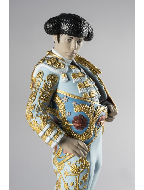 Bullfighter (Blue) Lladró