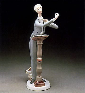 orchestra conductor lladro 01014653 entertainment and