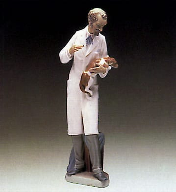 Doctors by Lladro
