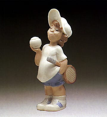 Tennis Player Puppet