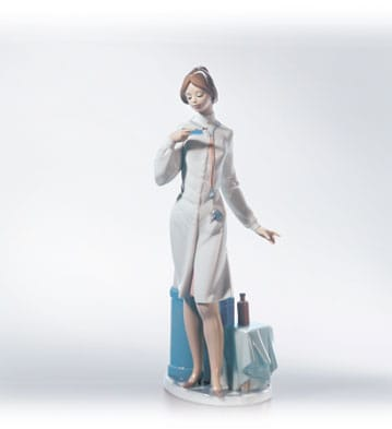 Nurses by Lladro