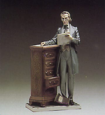 lawyer lladro 01005213 professionals and sports lladro