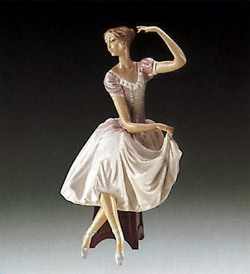 Weary Ballerina Lladro - 01005275 - Entertainment and the