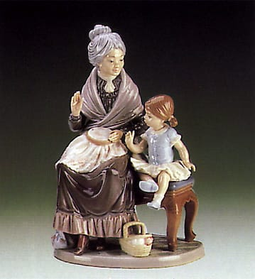 Sewing by Lladro (16)