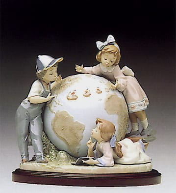 Auctioned by Lladro-LIVE 10 December 2008