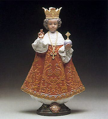 INFANT OF CEBU Lladró