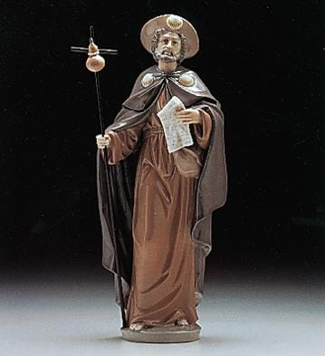 Saint James The Pilgrim Lladró
