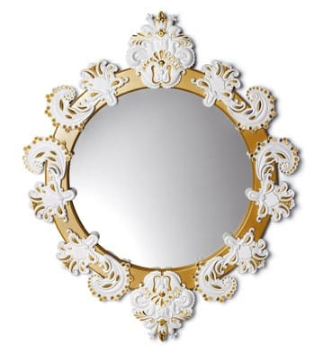 MIRROR SET, ROUND SMALL (6)