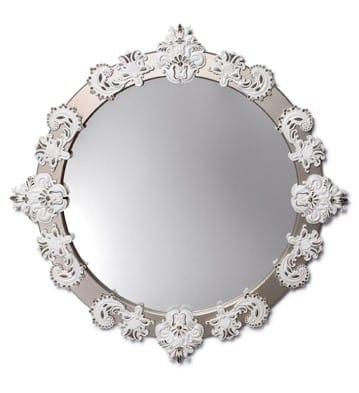 MIRROR SET, LARGE ROUND (6)