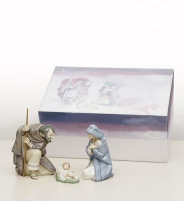 Silent Night Gift Box