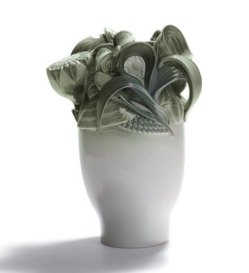 Naturofantastic - Small Vase (Green)