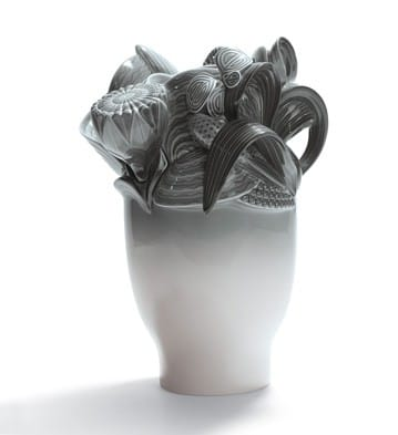 Naturofantastic - Small Vase (Grey)