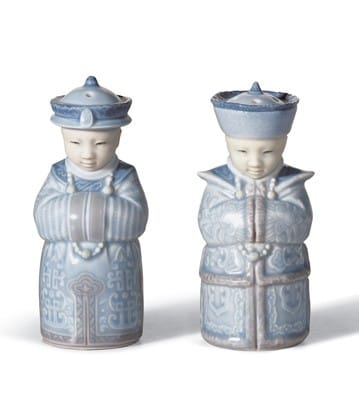 Salt & Pepper Shakers (Blue)
