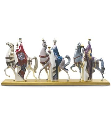 KING MELCHIOR, GASPAR AND BALTHASAR SET