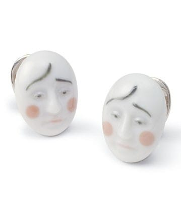 Earrings Smart Clown