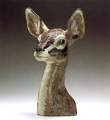 Fawn Head Lladro 01012040 Figurines Amp Collectibles