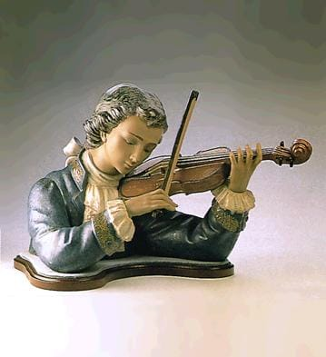 VIOLIN PLAYER Lladró