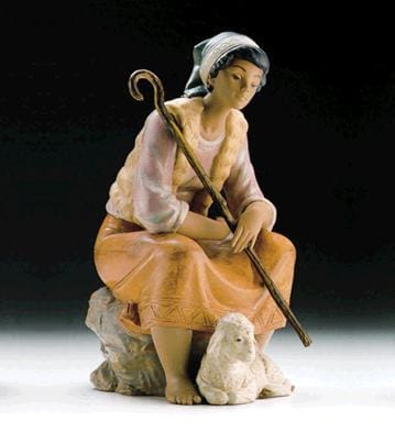 The Shepherdess Lladró