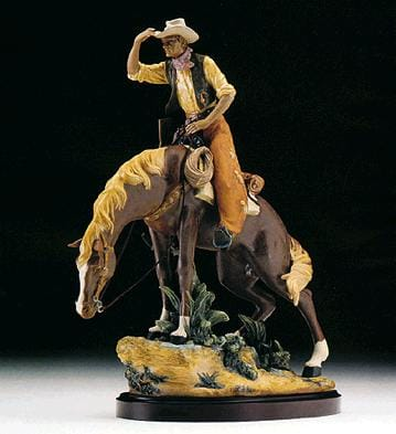 Cowboys by Lladro (6)