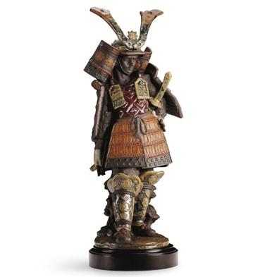 samurai lladro 01013575 figurines collectibles
