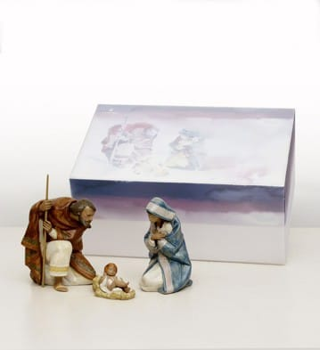 Silent Night Gift Box (Gres) Lladró