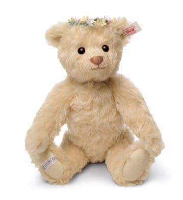 SPRING TEDDY BEAR