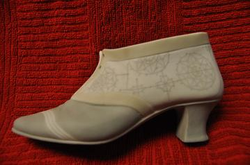 Shoe with Heel Lladró