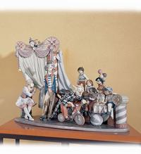 circus time lladro 01001758 entertainment and the arts